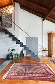 Interior of beauty house — Stock Photo