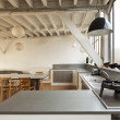 Old loft, interior — Stock Photo #28605435