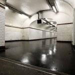 Old underground tunnel — Stock Photo