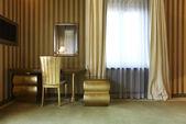 Interior luxury apartment, comfortable room — Stock Photo