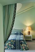 Interiérové luxusní byt, komfortní pokoj — Stock fotografie