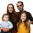 Family portrait — Stock Photo #29617259