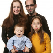 family portrait — Stock Photo #29617293