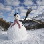 Snowman — Stock Photo #29869561
