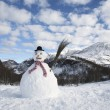 Bonhomme de neige — Photo #29869869