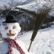 Bonhomme de neige — Photo #29870159