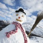 Snowman — Stock Photo #29870307