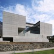 Modern white house — Stock Photo #29871095