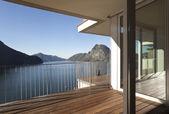Beautiful penthouse — Stock Photo