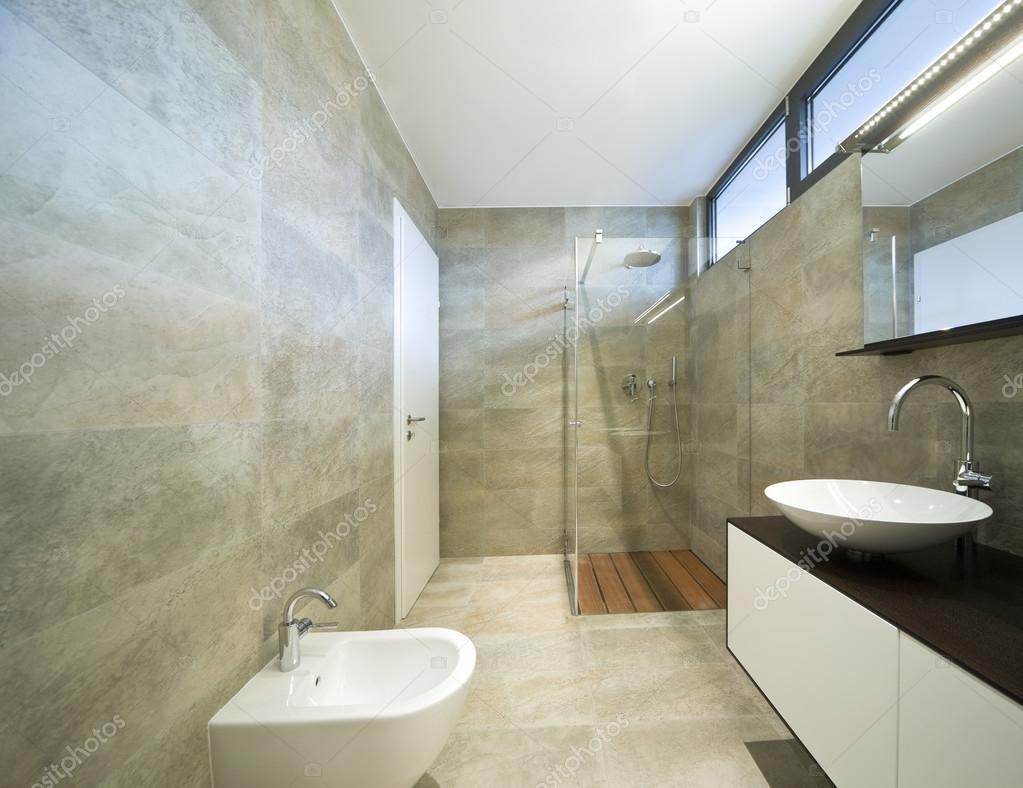 Interiör vackra badrum — stockfotografi © zveiger #30033855