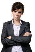 Beautiful businesswoman portrait — Stock Photo