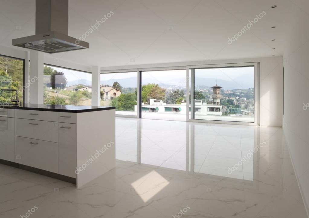 Groot raam keuken - Mooi huis deco interieur ...