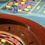 Roulette in casino — Stock Photo #31843781