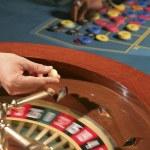 Roulette in casino — Stock Photo #31843935
