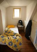 一个人的小房间 — 图库照片