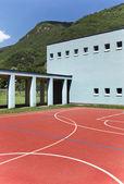 公立学校 — ストック写真