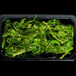 Pickled seaweed — Stock Photo