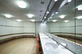 New architecture, interior — Stock Photo