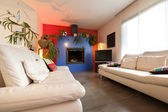 Apartamento, sala de estar — Foto de Stock