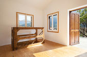 Interior rustic house — ストック写真