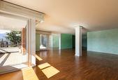 经典风格的空公寓 — 图库照片