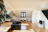 Interior, loft, room — Stockfoto