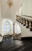 Staircase of a classic historic building — Fotografia Stock