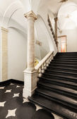 Staircase of a classic historic building — Stock Photo