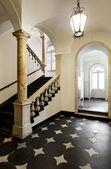 Gamla hallen, historiska byggnad — Stockfoto