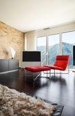 Apartment,  armchair — Stock Photo