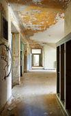 Opuszczony budynek — Zdjęcie stockowe