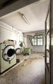 Edificio abandonado — Foto de Stock