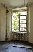 Abandoned building — Stockfoto