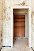 Old house, door — Stok fotoğraf