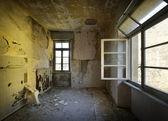 Boş oda — Stok fotoğraf