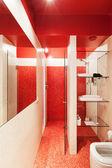 Apartment, modern bathroom — Stock Photo