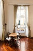 Interior, beautiful apartment — Stock Photo