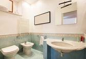 Klasický koupelna — Stock fotografie