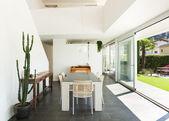 Casa interior, moderna — Fotografia Stock