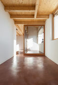 Comfortable empty loft — Stock Photo