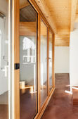 Comfortable empty loft — Stockfoto