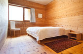 Bedroom interior — Foto Stock