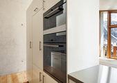 Mountain home, kitchen view — Foto Stock