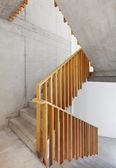 interior home, staircase  — Stockfoto
