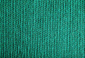 Woolen fabric green — Stock Photo
