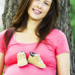Pregnant woman — Stock Photo #30580495
