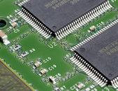Carte de circuit imprimé — Photo