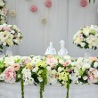Wedding table — Stock Photo #24421947