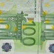 Hundred Euro Banknote - Stok fotoğraf