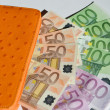 Wallet with Money — Stock Photo #26512123